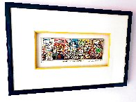 There's a Mouse in the House 3-D 1999 Limited Edition Print by Charles Fazzino - 5