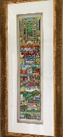 Celebration of Heritage 3-D Limited Edition Print by Charles Fazzino - 1