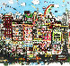 Dancing on Delancey  3-D 1990 Limited Edition Print by Charles Fazzino - 0