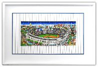 Pinstripe Pride 2014 3-D New York Limited Edition Print by Charles Fazzino - 1
