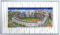 Pinstripe Pride 2014 3-D New York Limited Edition Print by Charles Fazzino - 2