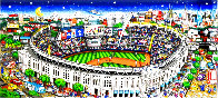 Pinstripe Pride 2014 3-D New York Limited Edition Print by Charles Fazzino - 0