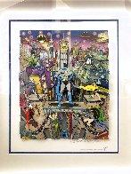 Batman the Dark Knight 3-D 2009 Limited Edition Print by Charles Fazzino - 1