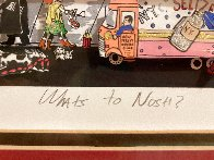 What's to Nosh 1992 3-D Limited Edition Print by Charles Fazzino - 6