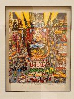 Off Broadway AP 1994 3-D   Limited Edition Print by Charles Fazzino - 1
