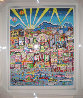 I Love L.A. 3-D Limited Edition Print by Charles Fazzino - 1
