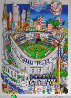 Let's Go Yankees 3-D Limited Edition Print by Charles Fazzino - 0