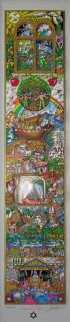 Celebration of Spirit 3-D 2001 Limited Edition Print - Charles Fazzino