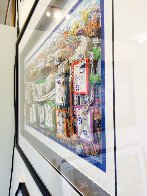 In a Yankee State of Mind  3-D 2005 New York) Limited Edition Print by Charles Fazzino - 2