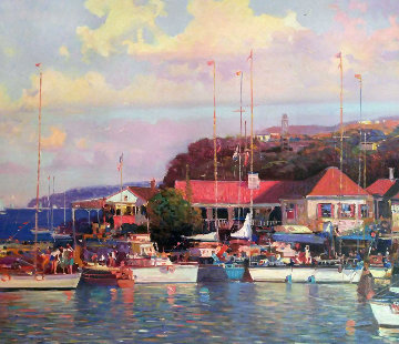 Sea Breeze 2000 Limited Edition Print by Ming Feng