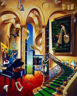 Art For Ever Limited Edition Print by (Fernando de Jesus Oliviera) Ferjo