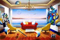 Morning Mist 2005 Limited Edition Print by (Fernando de Jesus Oliviera) Ferjo - 0