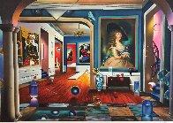 Third Dimension 2004 Limited Edition Print by (Fernando de Jesus Oliviera) Ferjo - 0