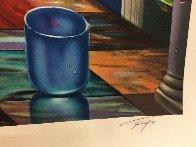 Third Dimension 2004 Limited Edition Print by (Fernando de Jesus Oliviera) Ferjo - 1