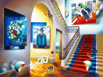 Collector's Fantasy AP 2005 Limited Edition Print by (Fernando de Jesus Oliviera) Ferjo