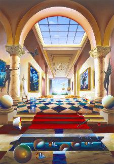 Hall of Fame AP 2005 Limited Edition Print by (Fernando de Jesus Oliviera) Ferjo