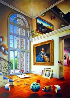 Lavender Dream AP 2006 Limited Edition Print by (Fernando de Jesus Oliviera) Ferjo