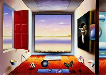 New Horizons AP 2008 Limited Edition Print - (Fernando de Jesus Oliviera) Ferjo