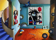Picasso And Miro AP 1999 Limited Edition Print by (Fernando de Jesus Oliviera) Ferjo - 0