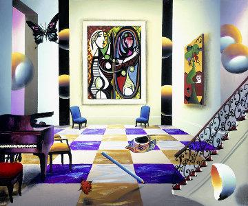 Reflections AP 2003 Limited Edition Print - (Fernando de Jesus Oliviera) Ferjo