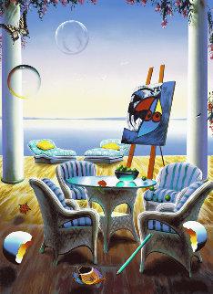 Relaxation AP 2003 Limited Edition Print - (Fernando de Jesus Oliviera) Ferjo