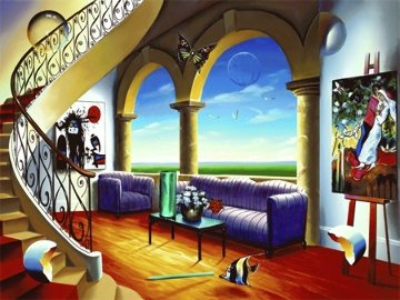 Serenity AP 2003 Limited Edition Print - (Fernando de Jesus Oliviera) Ferjo