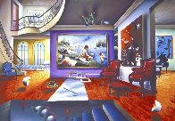Summertime AP 2002 Super Huge Limited Edition Print by (Fernando de Jesus Oliviera) Ferjo - 0