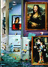 Beginning  Right Panel AP 2001 Limited Edition Print by (Fernando de Jesus Oliviera) Ferjo - 0