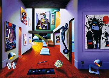 Gallery AP 1999 Limited Edition Print - (Fernando de Jesus Oliviera) Ferjo