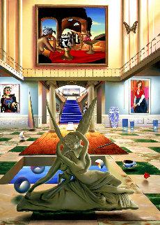 New Generation Middle Panel AP 2002 Limited Edition Print by (Fernando de Jesus Oliviera) Ferjo