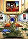 New Generation Middle Panel AP 2002 Limited Edition Print by (Fernando de Jesus Oliviera) Ferjo - 0