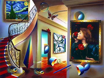 Timeless Beauty AP 2006 Limited Edition Print by (Fernando de Jesus Oliviera) Ferjo