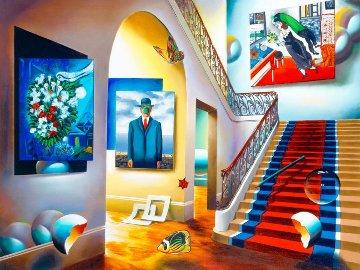 Collector Fantasy 2005 Limited Edition Print - (Fernando de Jesus Oliviera) Ferjo