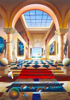 Hall of Fame 2005 Limited Edition Print - (Fernando de Jesus Oliviera) Ferjo