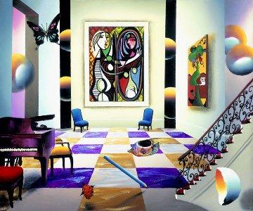 Reflection 2003 Limited Edition Print by (Fernando de Jesus Oliviera) Ferjo