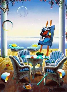 Relaxation 2003 Limited Edition Print - (Fernando de Jesus Oliviera) Ferjo