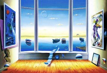 Safe Harbor 1999 Limited Edition Print - (Fernando de Jesus Oliviera) Ferjo