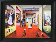 Dance AP 2001 Limited Edition Print by (Fernando de Jesus Oliviera) Ferjo - 1
