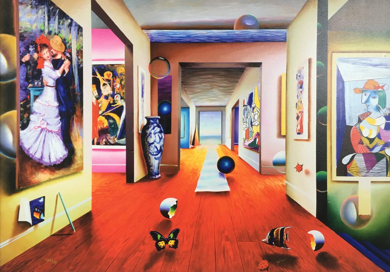 Dance AP 2001 Limited Edition Print by (Fernando de Jesus Oliviera) Ferjo