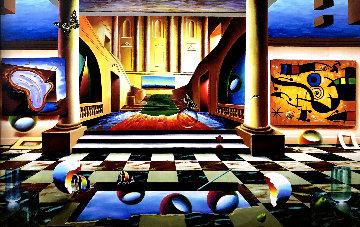 Timeless Voyage 2013 Super Huge Limited Edition Print - (Fernando de Jesus Oliviera) Ferjo