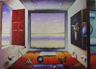 New Horizons AP Limited Edition Print by (Fernando de Jesus Oliviera) Ferjo - 1