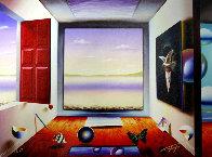 New Horizons AP Limited Edition Print by (Fernando de Jesus Oliviera) Ferjo - 0