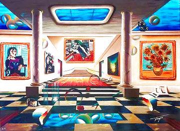Majestic Place AP  Huge Limited Edition Print - (Fernando de Jesus Oliviera) Ferjo