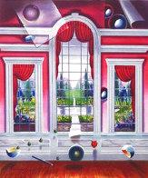Red Room Limited Edition Print by (Fernando de Jesus Oliviera) Ferjo - 0