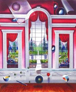 Red Room Limited Edition Print - (Fernando de Jesus Oliviera) Ferjo