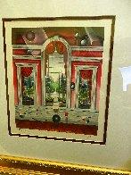 Red Room Limited Edition Print by (Fernando de Jesus Oliviera) Ferjo - 2