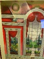 Red Room Limited Edition Print by (Fernando de Jesus Oliviera) Ferjo - 4