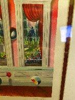 Red Room Limited Edition Print by (Fernando de Jesus Oliviera) Ferjo - 5
