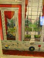 Red Room Limited Edition Print by (Fernando de Jesus Oliviera) Ferjo - 6