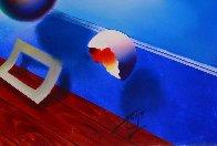 Gallery of the Masters 2002 48x98   Super Huge Original Painting by (Fernando de Jesus Oliviera) Ferjo - 2